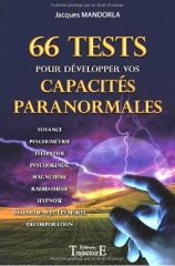 test,dons paranormaux,Trajectoire,Mandorla,capacités paranormales