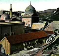 xandrie,mosquée,Nabi Daniel,AleAlexandre,tombeau,médium
