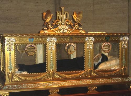 reliques,saints,guérison,porte-bonheur
