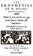 Nostradamus,voyant,devin,centuries,prédictions,prophéties