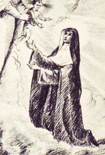 alix,sainte,Jésus,Lorraine,paranormal