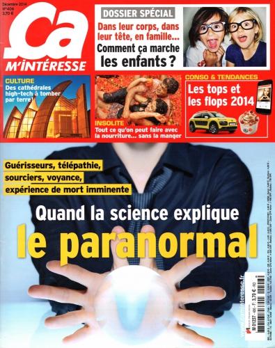 ça m'intéresse,revue,paranormal,article,ranky,cieepp