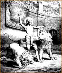 devin,ère chrétienne,astrologue,voyant,persécution,martyr